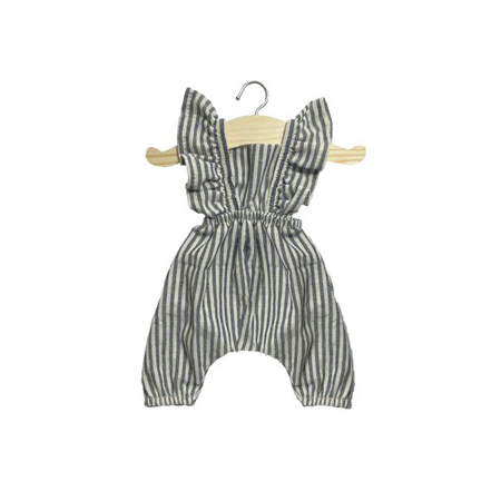 Picture of Minikane® Combinaison Maya cotton Stripe 34cm