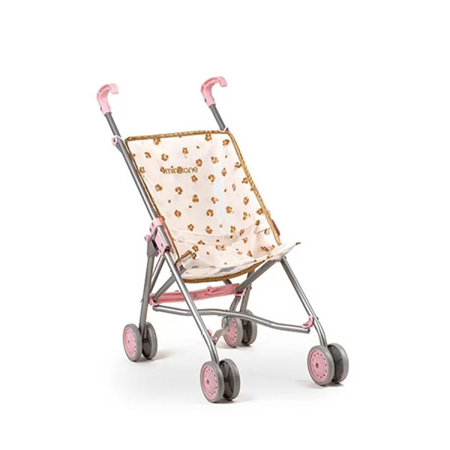 Picture of Minikane® Baby stroller for dolls in cotton Holly