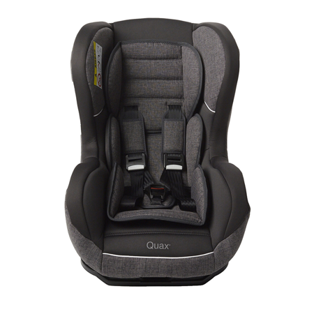 Picture of Quax® Car seat Cosmo  0+/1 (0-18 kg) Linen Grey