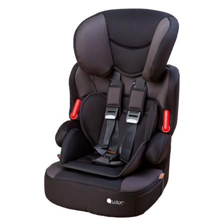 Picture of Quax® Car seat Beline 1/2/3 (9-36 kg) Black
