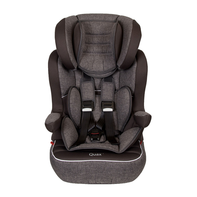 Picture of Quax®  Car seat I-Max Isofix 1/2/3 (0-36kg) Linen Grey