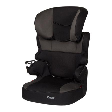 Picture of Quax® Avtosedež Befix 2/3 (15-36 kg)  Black