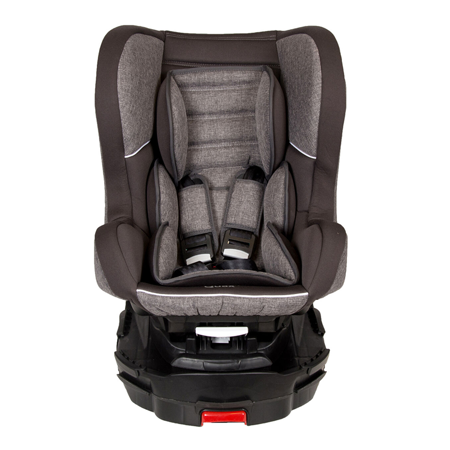 Picture of Quax® Car seat Easy Rider 360° Isofix  0+/1 (0-18 kg) Light Grey