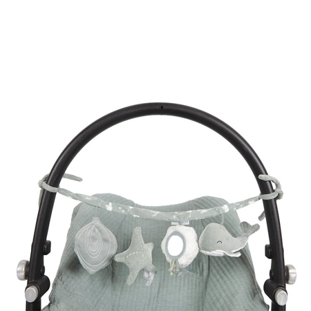 Picture of Little Dutch® Stroller toy chain Ocean Mint