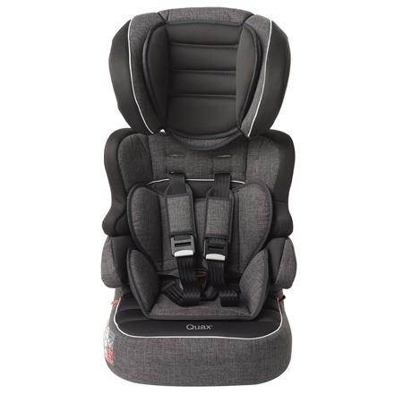 Picture of Quax® Car seat Beline 1/2/3 (9-36 kg) Linen Grey
