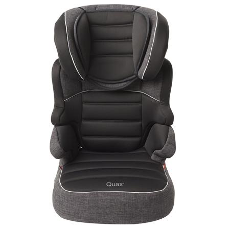 Picture of Quax® Car seat Befix 2/3 (15-36 kg)  Linen Grey