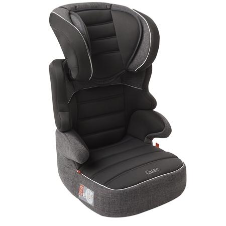 Quax® Car seat Befix 2/3 (15-36 kg)  Linen Grey
