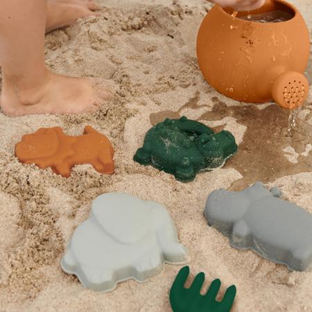 Liewood® Florence Beach and Garden set - Safari Sandy Multi Mix
