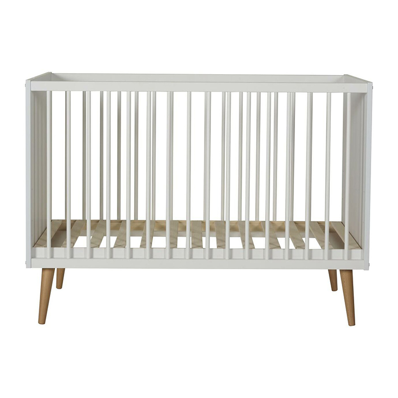 Picture of Quax® Cocoon Baby Bed 120x60 Ice White