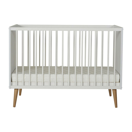 Quax® Cocoon Baby Bed 120x60 Ice White