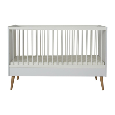 Quax® Cocoon Baby Bed 140x70 Ice White