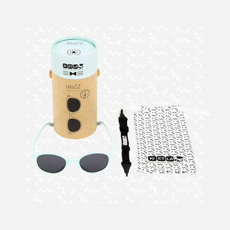 KiETLA® Sun shades for kids Sky Blue 2-4Y