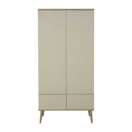 Picture of Quax® Flow Wardrobe Clay & Oak