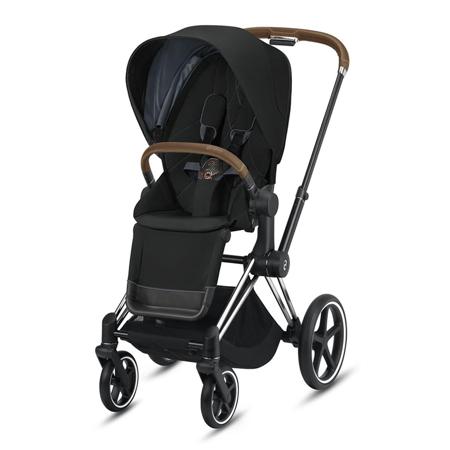 Picture of Cybex® Otroški voziček Priam Chrome Brown (9-22 kg)