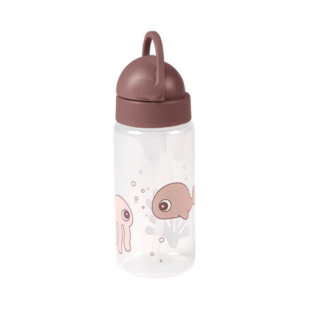 Picture of Done by Deer® Straw bottle Sea friends Powder