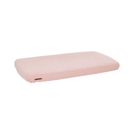 Picture of Little Dutch® Fitted sheet Pure Pink 60x120