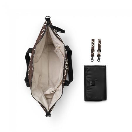 Elodie Details® Changing Bag Grande White Tiger