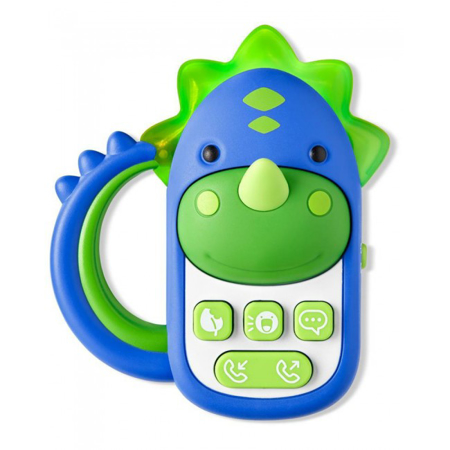 Picture of Skip Hop® Musical Telephone Dino