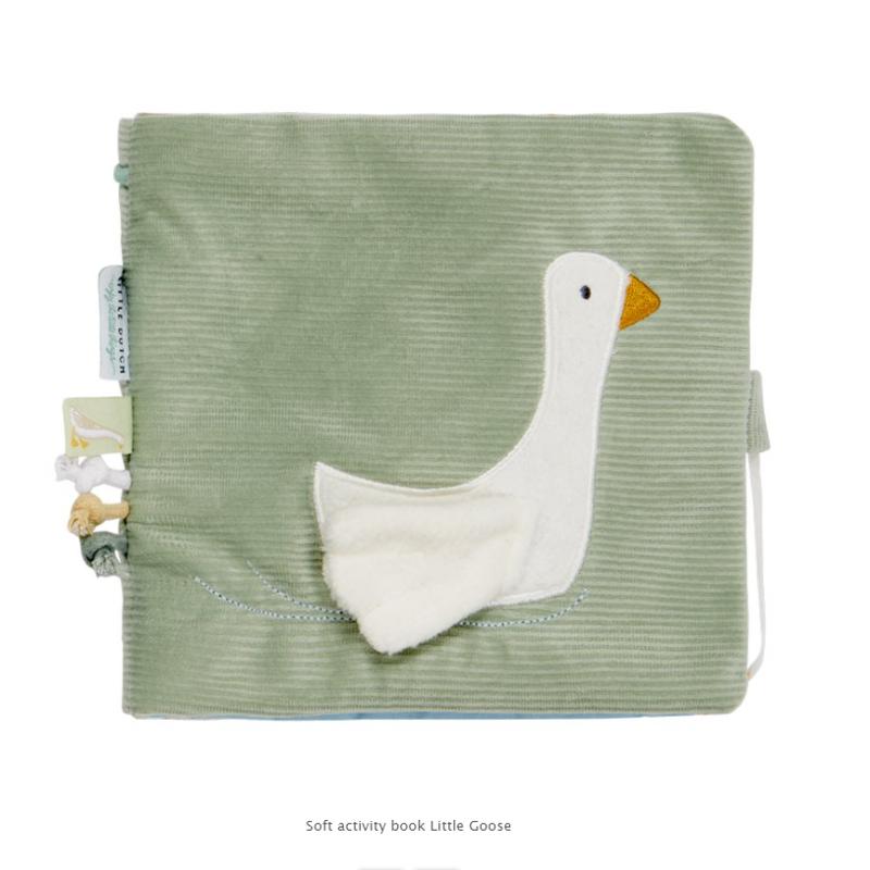 Picture of Little Dutch® Soft activity book Little Goose