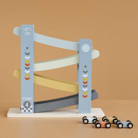 Little Dutch® Ramp race track Racer Cars