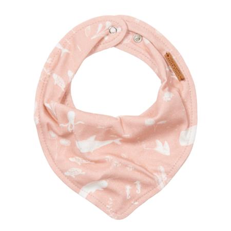 Picture of Little Dutch® Bandana bib Ocean Pink