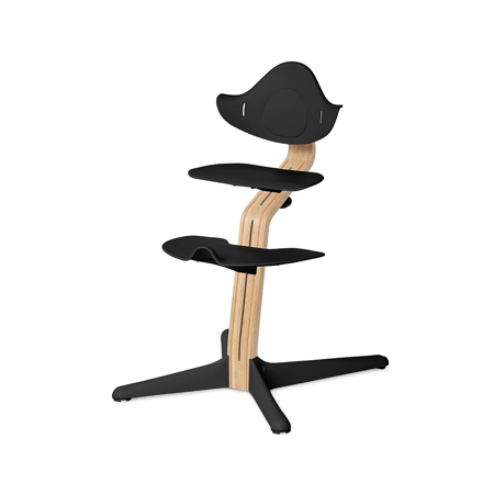 Picture of Nomi® High Chair Standard White Oak/Black