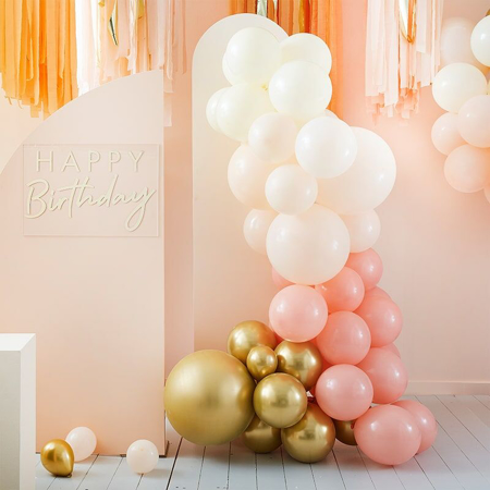 Picture of Ginger Ray® Balloon Arch Kit Muted Pastel