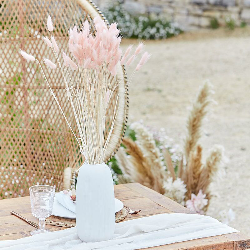 Picture of Ginger Ray®  Table decor Bunny Tails Soft Pink