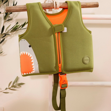 Picture of SunnyLife® Float Vest Shark 1-2Y