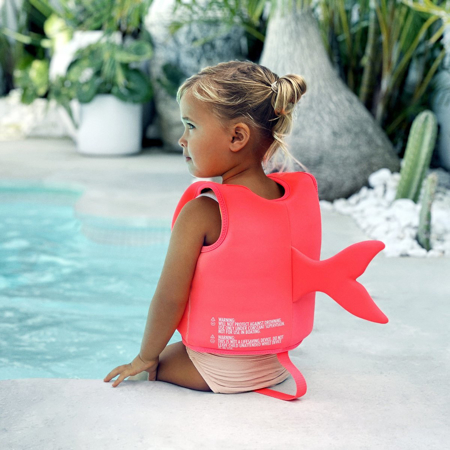 Picture of SunnyLife® Float Vest Mermaid 2-3Y