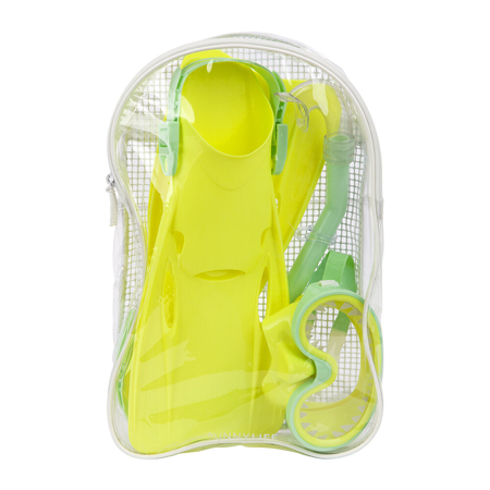 Picture of SunnyLife® Dive Set Neon Lime (35-38)