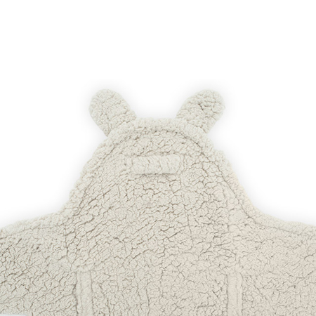 Picture of Jollein® Wrap blanket Bunny Nougat 105x100