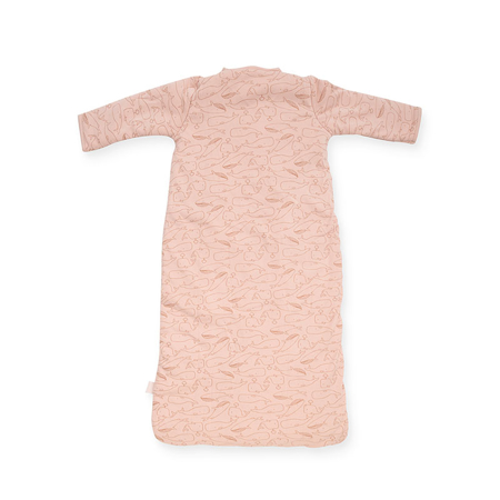 Picture of Jollein® Baby sleeping bag 4 seasons 90cm Whales Pale Pink