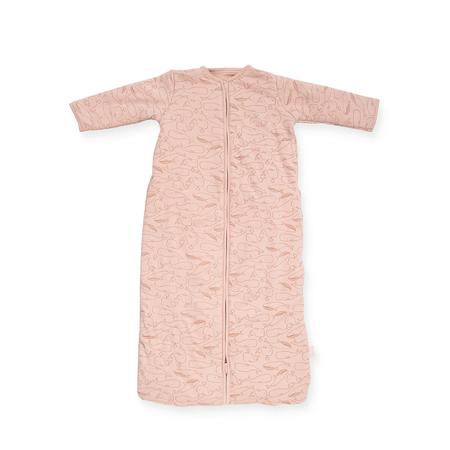 Jollein® Baby sleeping bag 4 seasons 110cm Whales Pale Pink