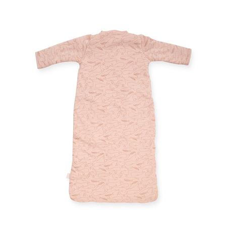 Picture of Jollein® Baby sleeping bag 4 seasons 110cm Whales Pale Pink