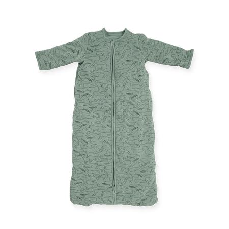 Jollein® Baby sleeping bag 4 seasons 90cm Whales Ash Green