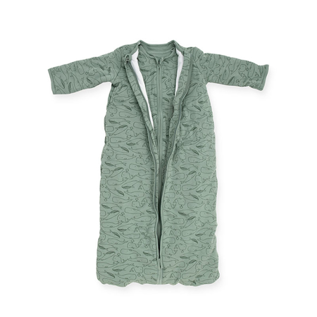 Picture of Jollein® Baby sleeping bag 4 seasons 110cm Whales Ash Green