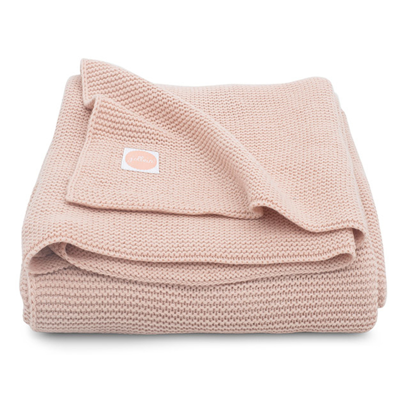 Picture of Jollein® Blanket Pale Pink 150x100