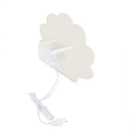 Jollein® Wall lamp Children's room Shell Nougat
