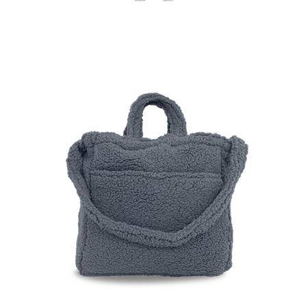Picture of Jollein® Diaper bag Teddy Storm Grey