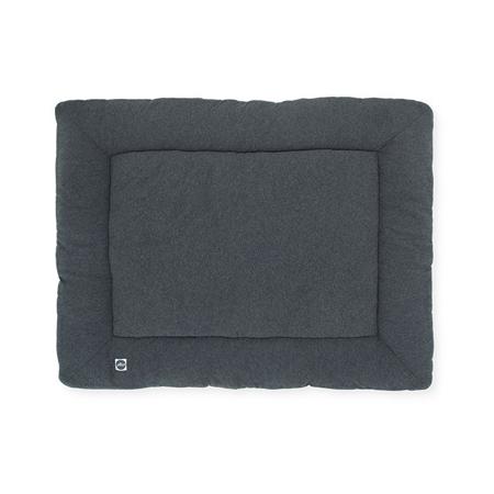 Picture of Jollein® Playpen mat Jersey Melee 80x100 Dark Grey
