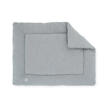 Jollein® Playpen mat Jersey Melee 80x100 Light Grey