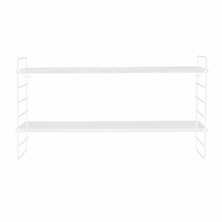 Picture of Bloomingville® North Shelf White Metal