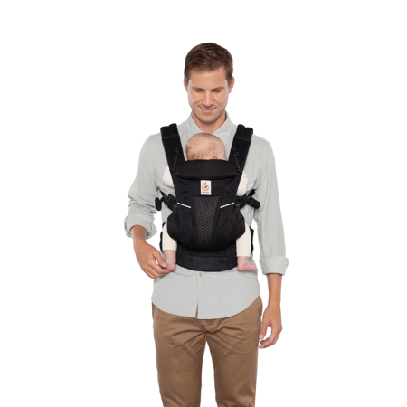 Picture of Ergobaby® Baby Carrier Omni Breeze Onyx Black