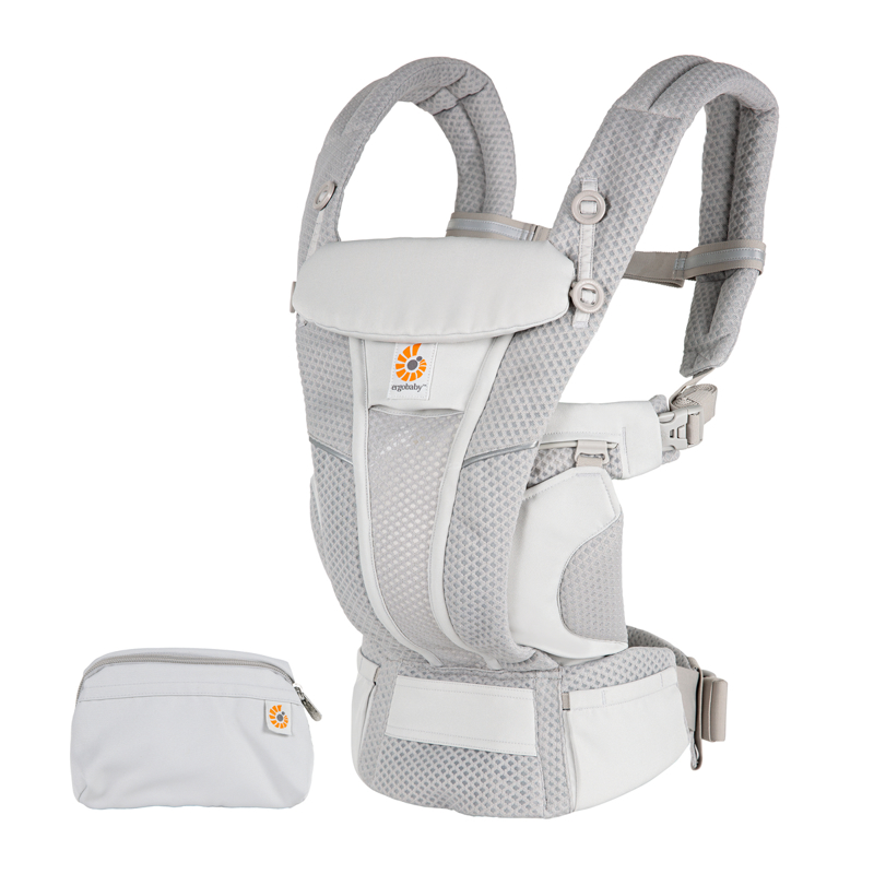 Picture of Ergobaby® Baby Carrier Omni Breeze Pearl Grey