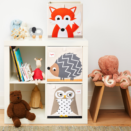 3Sprouts® Toy Storage Box Fox