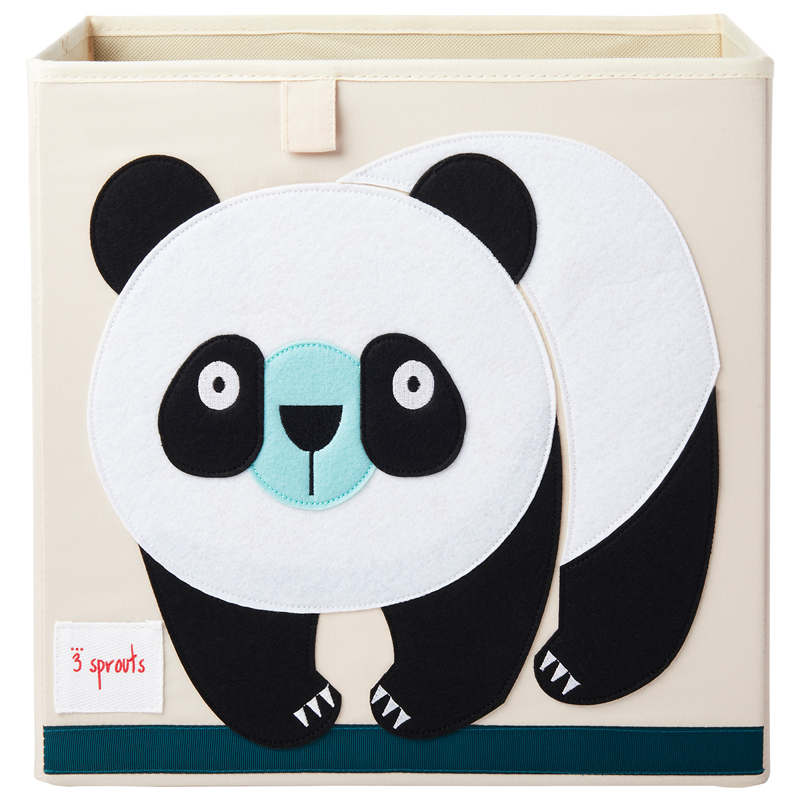 Picture of 3Sprouts® Toy Storage Box Panda