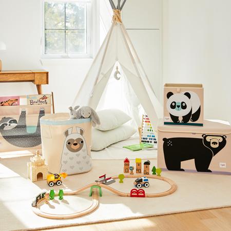 3Sprouts® Toy Storage Box Panda