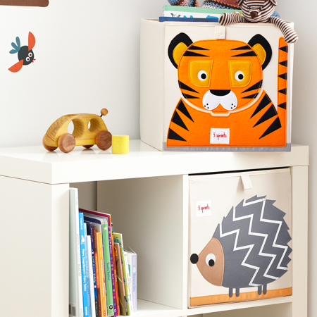 3Sprouts® Toy Storage Box Tiger