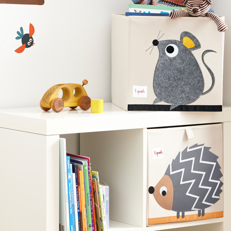 3Sprouts® Toy Storage Box Mouse